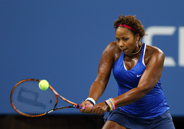 Taylor Townsend Power Hitter Getty Images