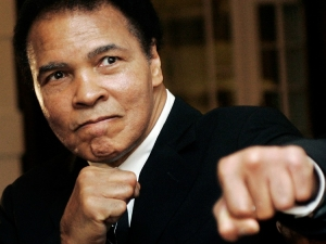 Heavyweight boxing champion and humanitarian, Muhammad Ali, dies at age 74