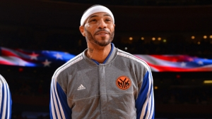 Kenyon Martin will continue his tenure with the New York Knicks