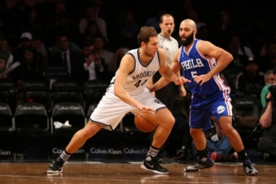 Bojan Bogdanovic's 44 points seal Brooklyn Nets 131-114 Victory over Philadelphia 76ers