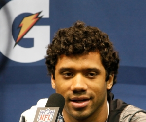 Russell Wilson, Seattle Seahawks' Super Bowl-winnning quarterback