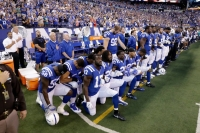 Trump Sets off NFL Protests; Carmelo Anthony Leaves Knicks
