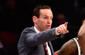 Photo: Brooklyn Nets head coach Kenny Atkinson