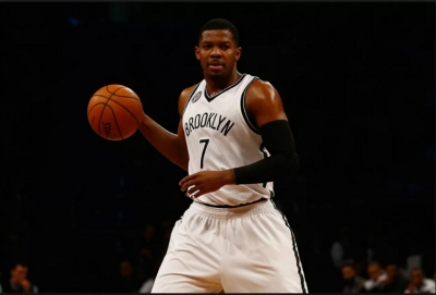 Former Brooklyn Nets shooting guard/small forward, Joe Johnson