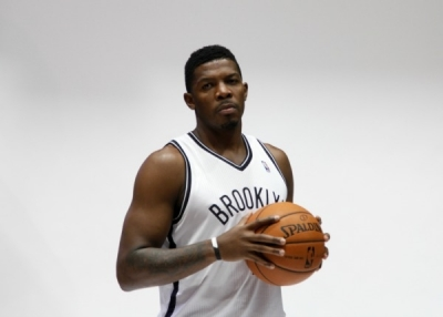 Brooklyn Nets shooting guard Joe Johnson