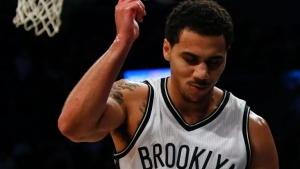 Brooklyn Nets point guard Shane Larkin