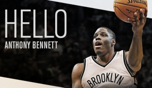 Anthony Bennett signed by the Brooklyn Nets in 2016 NBA Free Agency