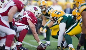 Arizona Cardinals and Green Bay Packers - 2016 NFL Divisional Playoffs
