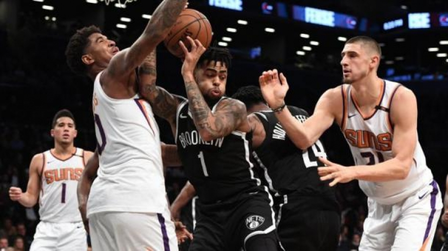 Nets fall to the Suns 122-114
