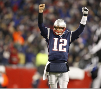 New England Patriots quarterback Tom Brady's NFL four-game suspension over deflated football is over