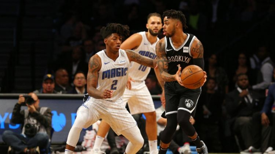Nets Defeat Magic 126-121 in Season Home Opener