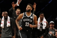 Nets Lose to San Antonio Spurs 100-95