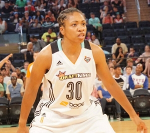 Tanisha Wright, a shooting guard for the New York Liberty (WNBA), will sit out the 2017 WNBA Season