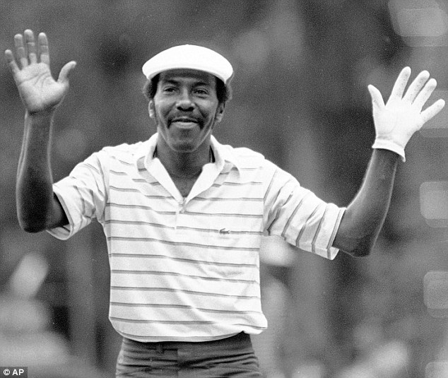 Calvin Peete US Ryder Cup winner passes at age 71 on 04292015