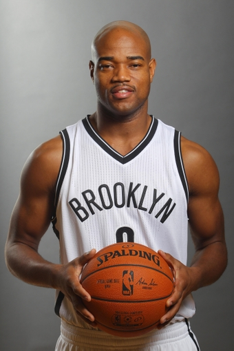Jarrett Jack Brooklyn Nets Media Day 2014