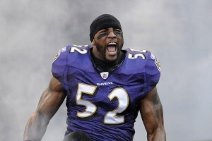 Ray Lewis, formerly of the Baltimore Ravens, set to join ESPN, as a studio football analyst