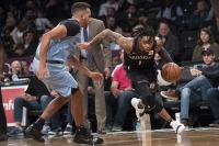 Nets Come Up Short Against the Grizzlies 135-131 in 2OTs
