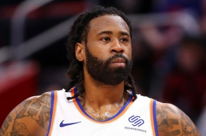 NBA free agent center, DeAndre Jordan, signs with the Brooklyn Nets