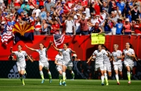 On The Bench: The U.S. Women's National Soccer Team