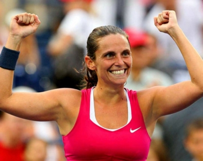 Italian Roberta Vinci defeats Serena Williams in US OPEN 2015
