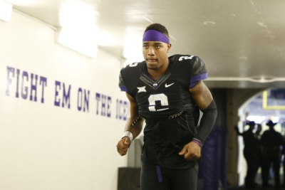 Trevone Boykin arrested on multiple charges will miss Alamo Bowl