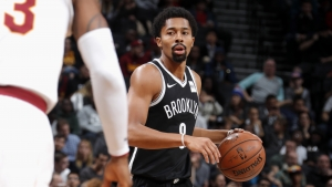 Spencer Dinwiddie scores 22 points to lift Nets over Cavaliers 112-107