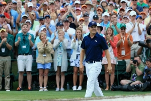 Jordan Spieth wins the Masters Tournament