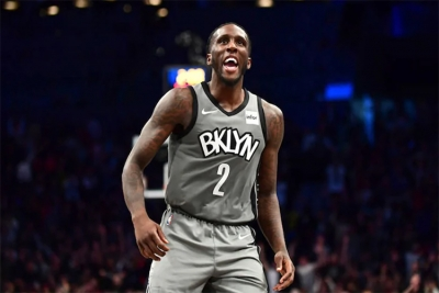 Brooklyn Nets forward Taurean Prince leads Nets with 21 points in the Nets OT loss to the Oklahoma City Thunder on January 7, 2019