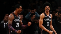 Brooklyn Nets End 8-Game Losing Streak Beating Toronto Raptors 106-105
