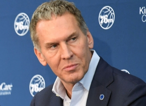 Philadelphia 76ers president of basketball operations and general Manager, Bryan Colangelo, is awaiting his fate for excoriating Sixers players and other personnel via burner Twitter accounts.