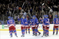 NEW YORK RANGERS LOSE STANLEY CUP DRIVE, BUT STILL WINNERS