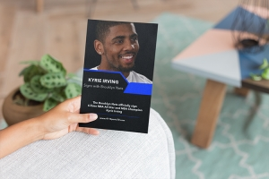 Kyrie Irving joins the Brooklyn Nets for the 2019-20 NBA Season