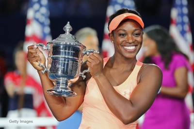 Sloane Stephens win 2017 US OPEN Women's Finals.