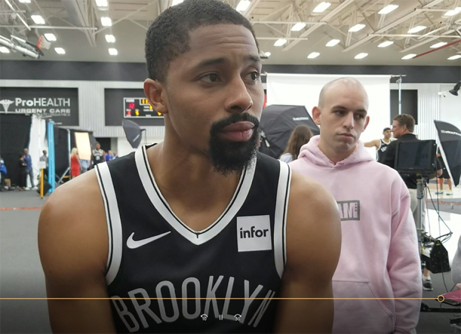 Camaraderie, Defense, and The Three-Point Shot are the Running Themes at Nets Media Day