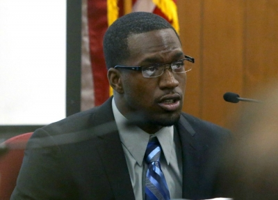 Sam Ukwuachu found guilty of sexually assaulting a Baylor University soccer player