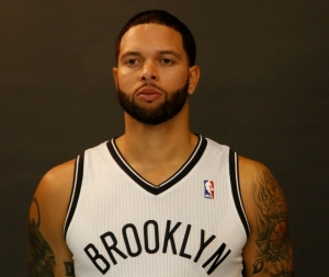 Brooklyn Nets point guard Deron Williams