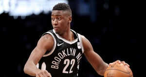 Caris LeVert, contributed 22 points to the Nets 118-115 win over the Memphis Grizzlies on Monday night.