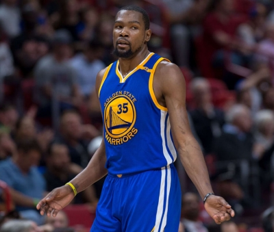 Kevin Durant, Golden State Warriors, Forward