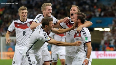 Germany Beats Argentina for 2014 FIFA World Cup title