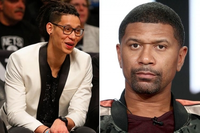Jeremy Lin calls out Jalen Rose for his misinformed comment about the Brooklyn Nets players' lack of camaraderie