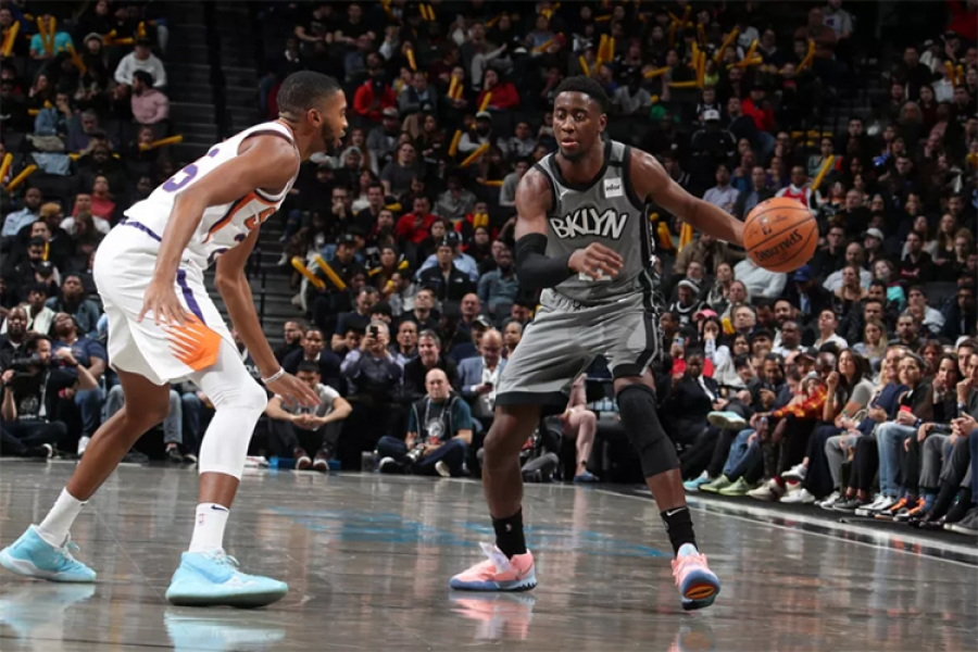 Brooklyn Nets Dim the Phoenix Suns 119-97 | 411SportsTV News