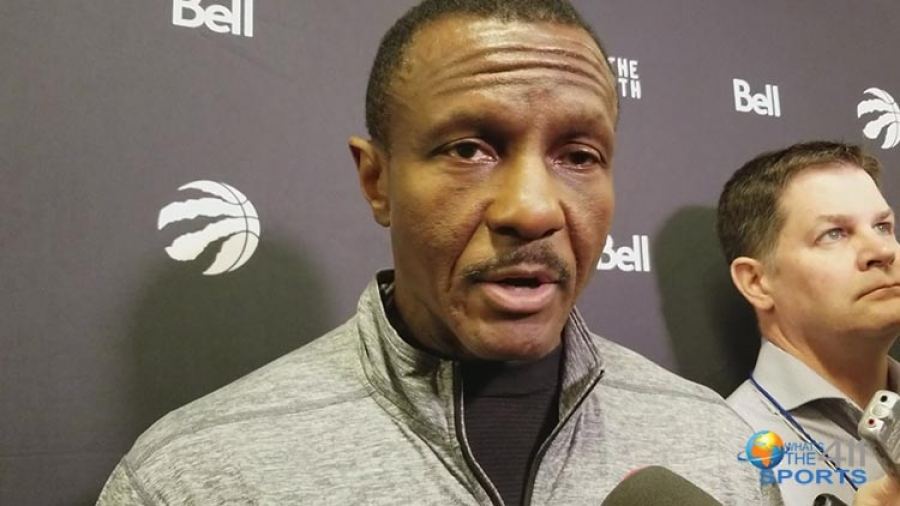 Dwane Casey is Pistons New Head Coach