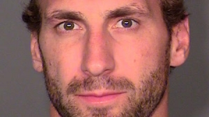 L.A. Kings Hockey player, Jarret Stoll