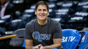 Mark Cuban, owner of the Dallas Mavericks (NBA)