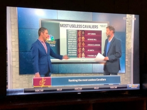 NBCSports Boston's Most Useless Cavaliers