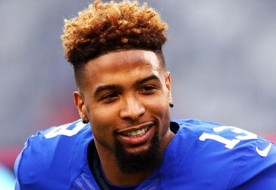 New York Giants wide receiver Odell Beckham, Jr.