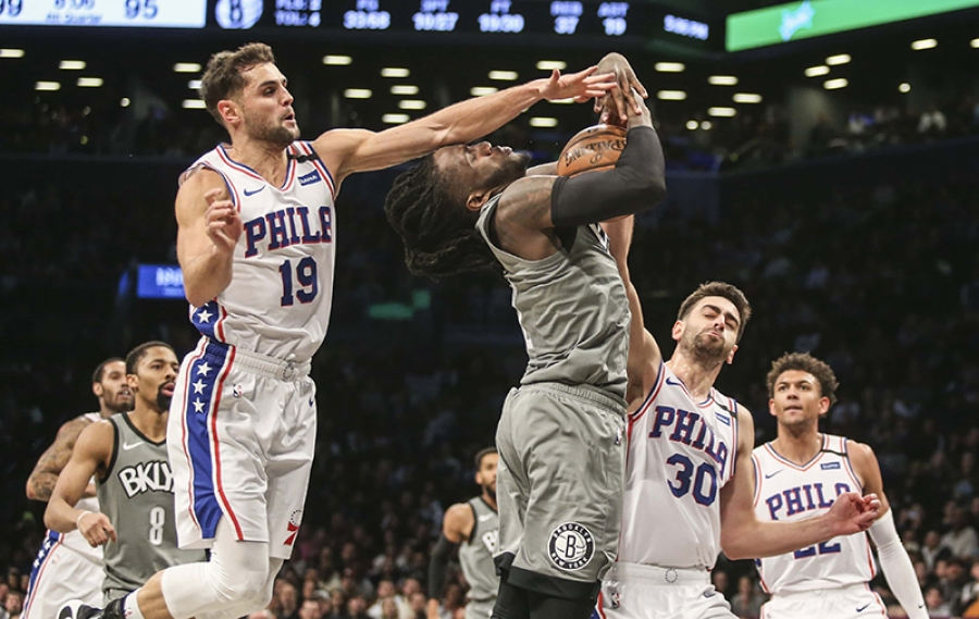 Ben Simmons Dominates and Brooklyn Nets Lose to Philadelphia 76ers 117-111 | 411SportsTV News