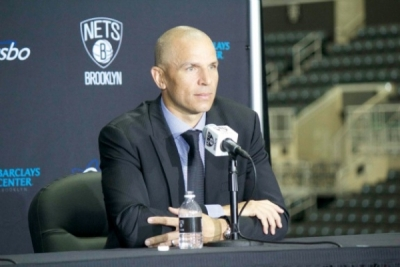 Jason Kidd, newly appointed Brooklyn Nets head coach, accused of drunk driving
