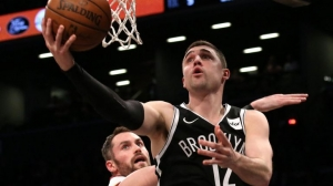 Joe Harris scores career-high 30 points against the Cleveland Cavaliers