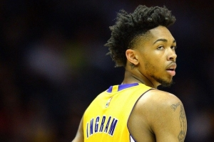 Brandon Ingram, small forward, Los Angeles Lakers